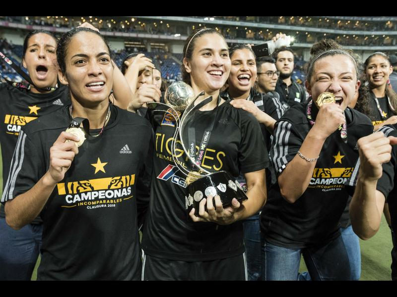 Listo el calendario de la Liga MX Femenil para el AP2018