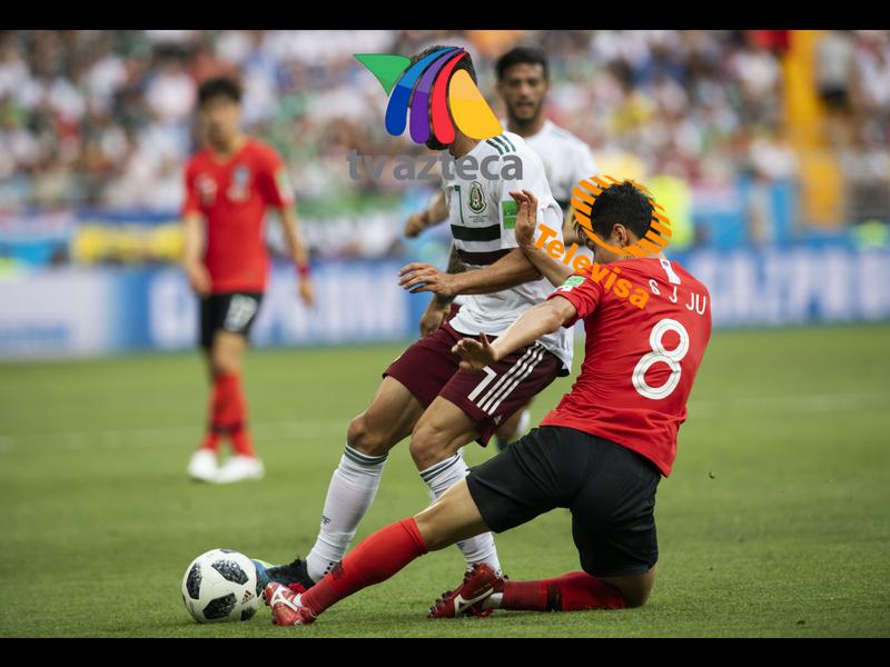 Acusan a Televisa de 'jugar sucio' en el Mundial