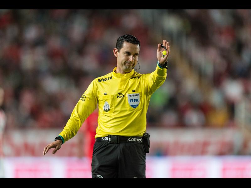 Ramos Palazuelos pitará su tercer partido en el Mundial