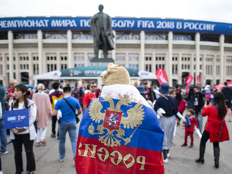 Rusia, el mejor anfitrión