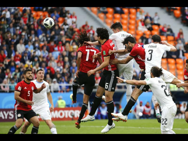 FIFA investiga pobre entrada del Egipto-Uruguay