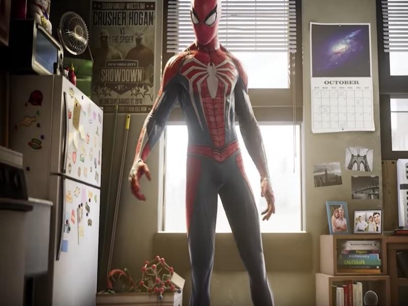 VIDEO: Nuevo trailer de Spider-Man para PS4