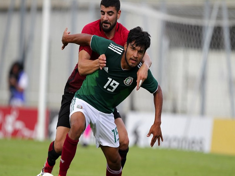 México Sub 21 a la gran final de Toulon