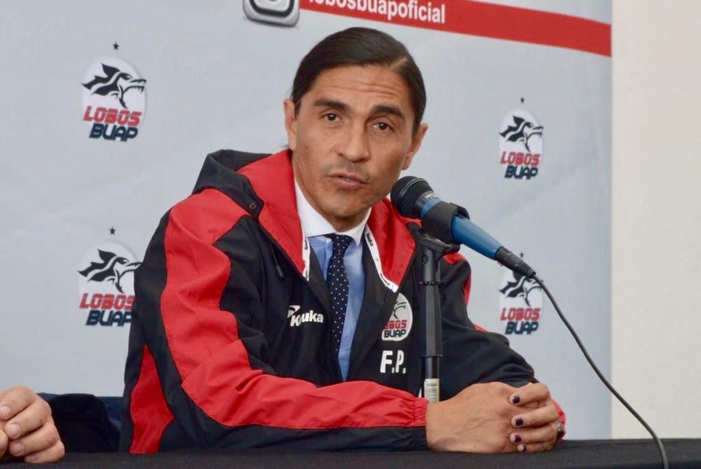 Francisco Palencia, nuevo técnico de Lobos BUAP