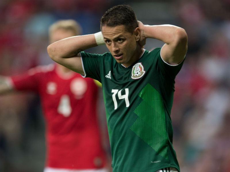 Mexico sufre peor crisis goleadora en 40 años