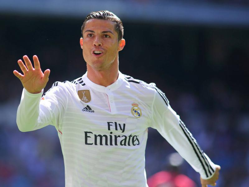 Cristiano Ronaldo en 90% de descuento