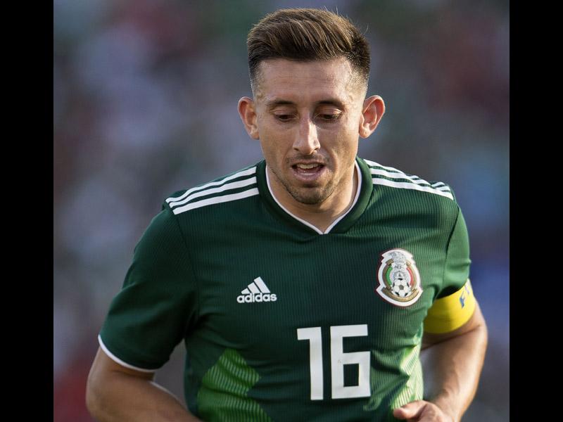 Héctor Herrera sí va al Mundial