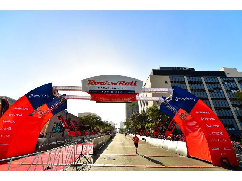Tiroteo interrumpe maratón de San Diego