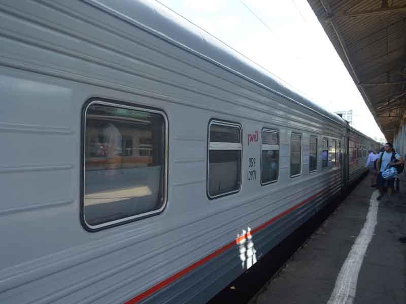 Viajar en tren ruso, un deporte extremo