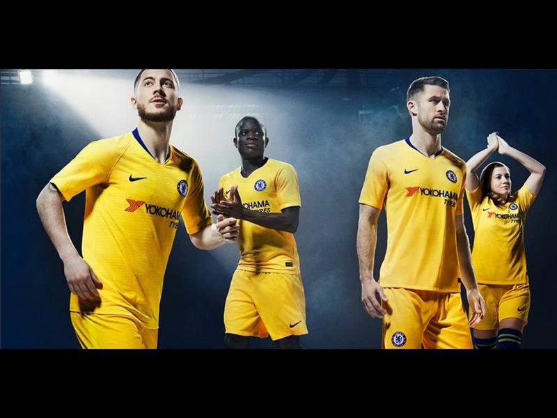 Conoce el nuevo uniforme que portará el Chelsea FC