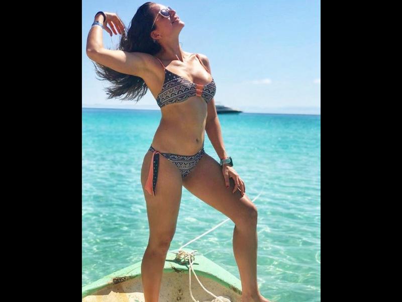 Andrea León, la multidisciplinaria belleza mexicana