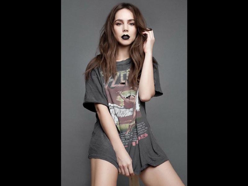 'Entrégate' a la sensualidad de Camila Sodi