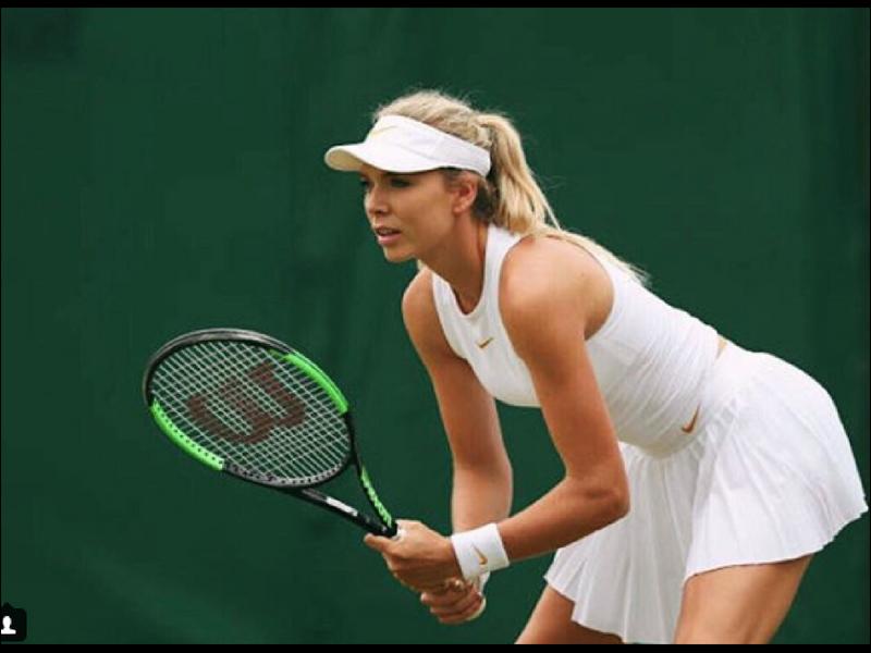 Enamórate del Tenis con Katie Boulter