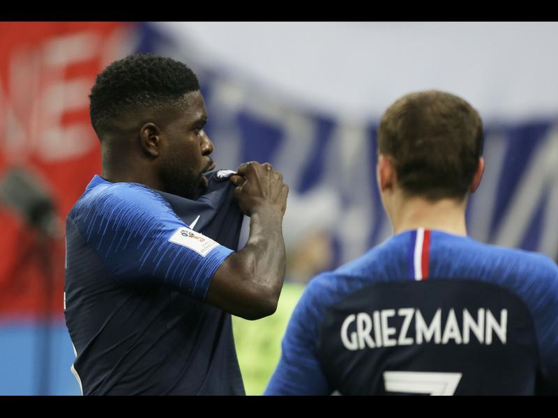 Bélgica cae y Francia es finalista de Rusia 2018
