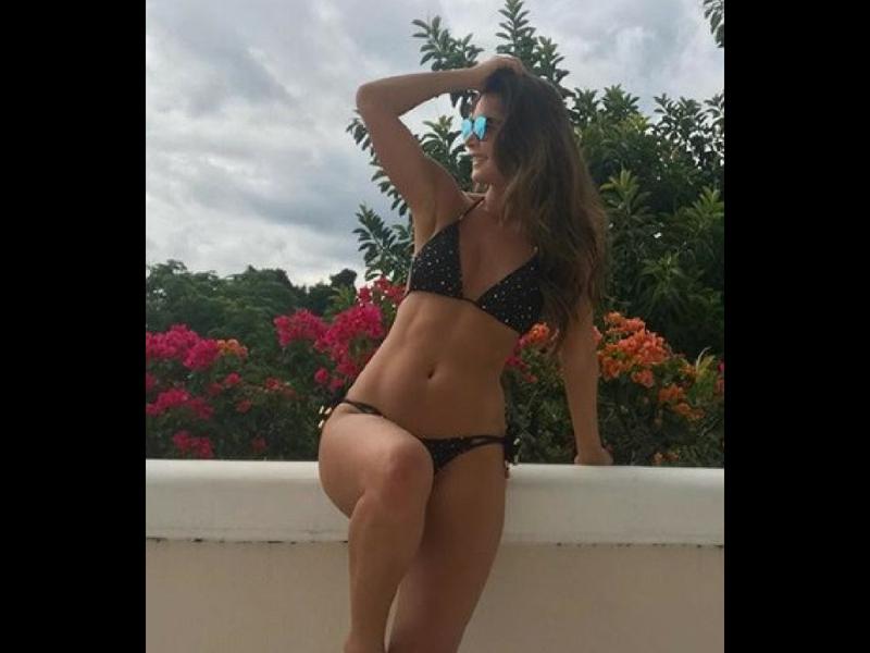 Carmen Villalobos, la bella imagen de Telemundo