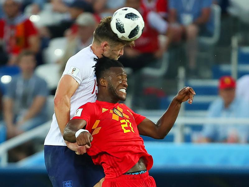 ¿Qué pasaría si Inglaterra y Bélgica llegan a la final?