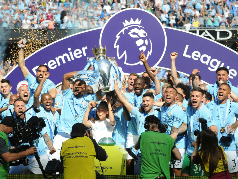 Manchester City estrena documental