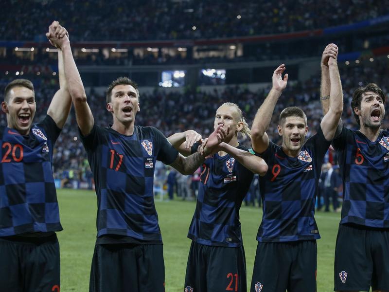 ¿Cómo llegó Croacia a la Final del Mundial?