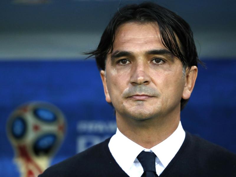 Zlatko Dalic un entrenador sin procesos