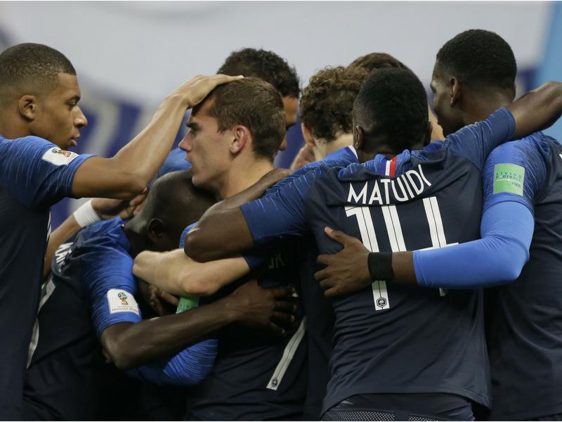 Francia y sus factores para estar en la final