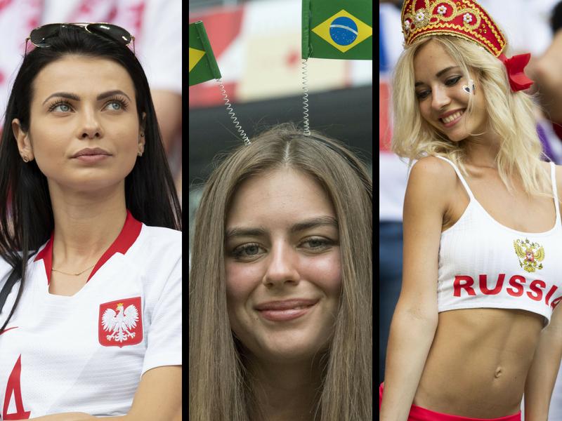 El lado hermoso de la Copa del Mundo