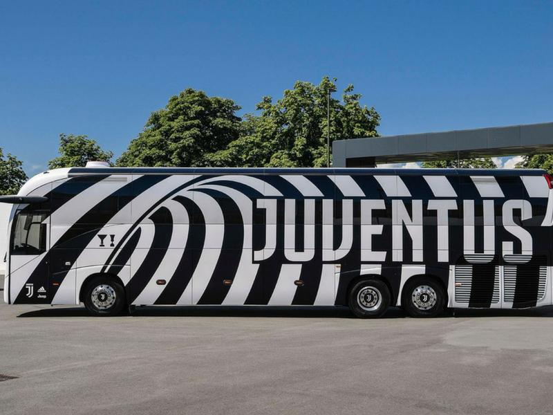 Juventus estrena camión