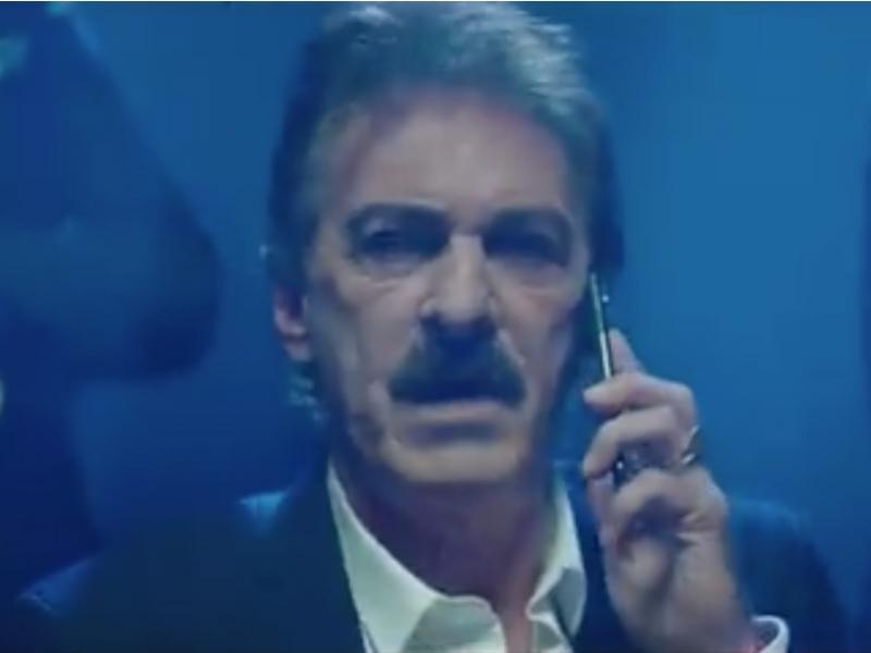 Ricardo La Volpe debuta como actor