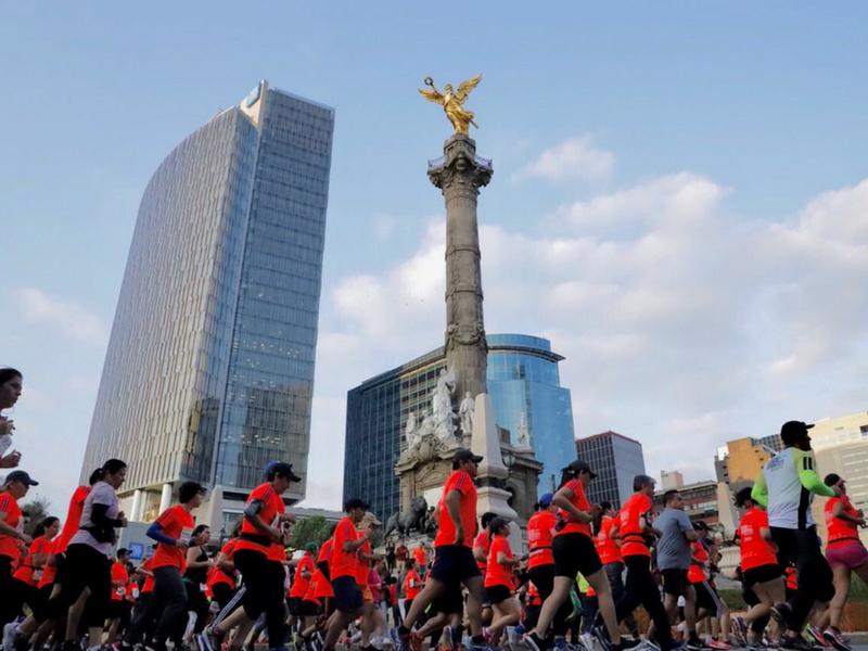 África domina el Medio Maratón de la Ciudad de México
