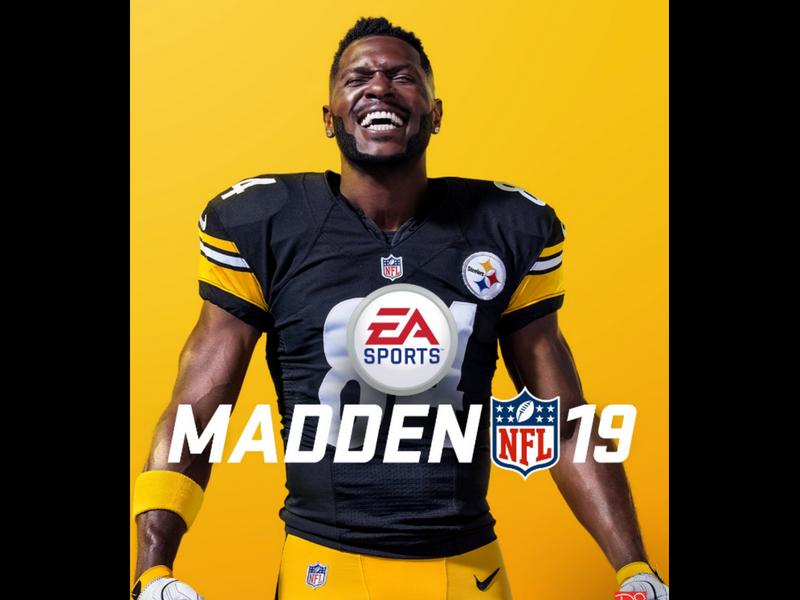 Madden 19 presentó su portada