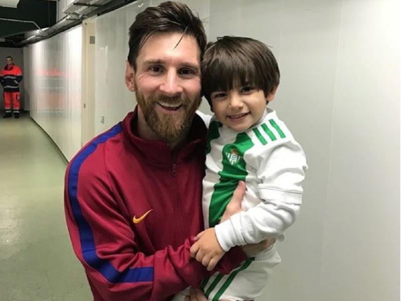 Andrés Guardado revela su encuentro con Messi