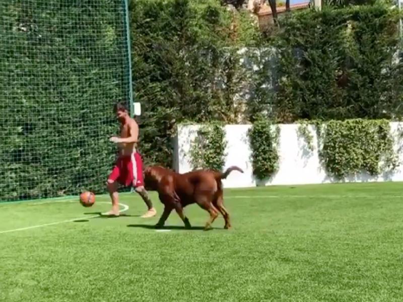 Así empezó la 'pretemporada' Messi
