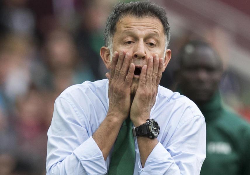 ¡Osorio ya tiene nueva selección!