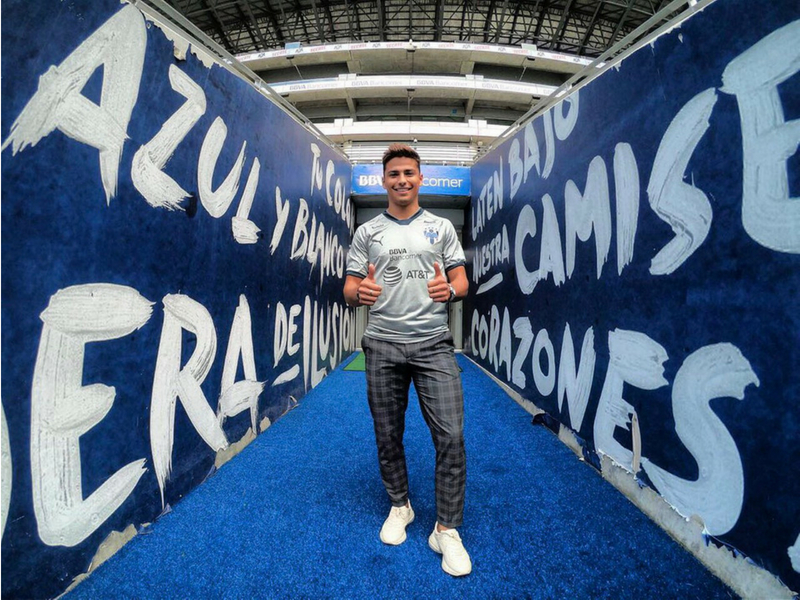 Ex Real Madrid nuevo refuerzo de Rayados