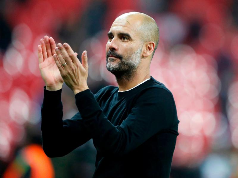Guardiola abre restaurante en Manchester