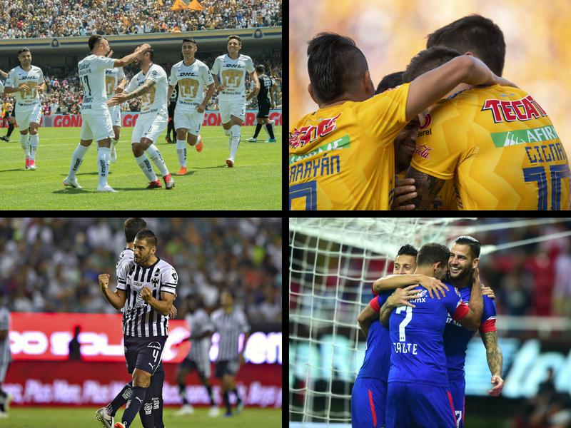 Pronósticos de la jornada 3 del Apertura 2018