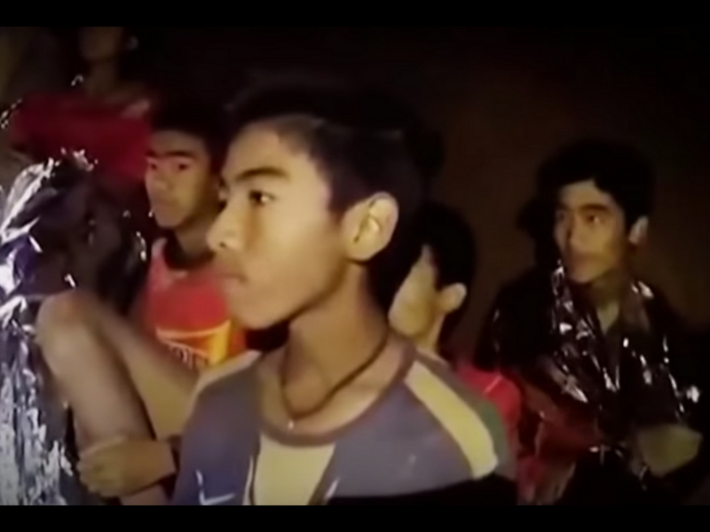FIFA invita a niños atrapados en Tailandia a la final del Mundial