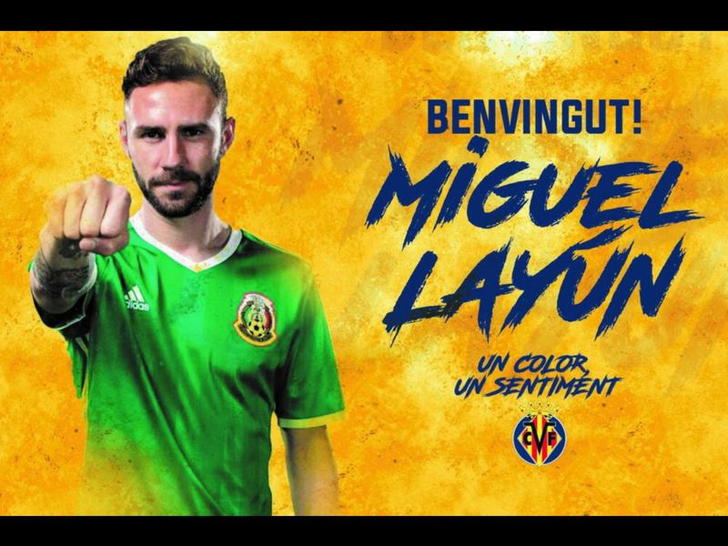 Oficial: Miguel Layún se vuelve a vestir de amarillo