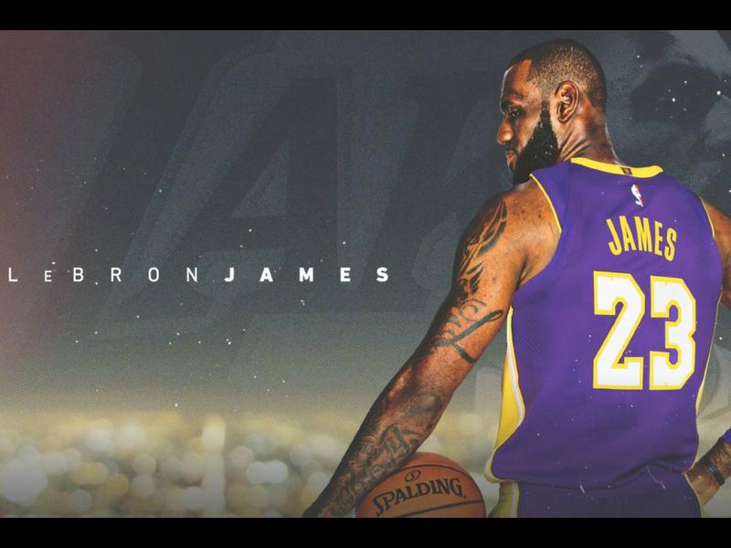 Los Lakers oficializan la llegada de LeBron