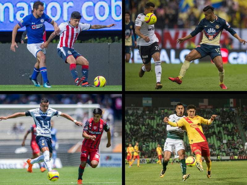Pronósticos de la jornada 2 del Apertura 2018