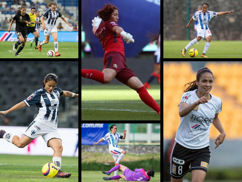 Liga MX Femenil base para el Oro en Barranquilla
