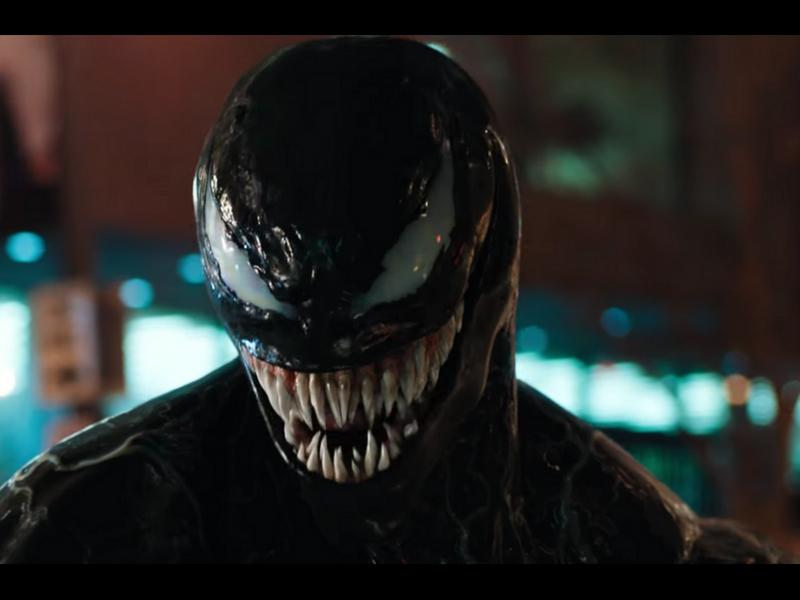 Nuevas imágenes de la próxima película de Venom
