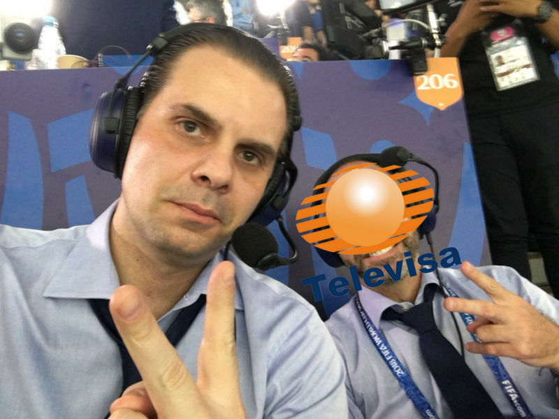 ¡What! Televisa buscaría a Martinoli