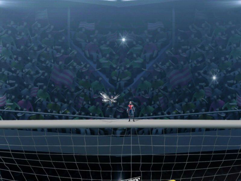 Ant-Man regresa con nuevos enemigos y sorpresas
