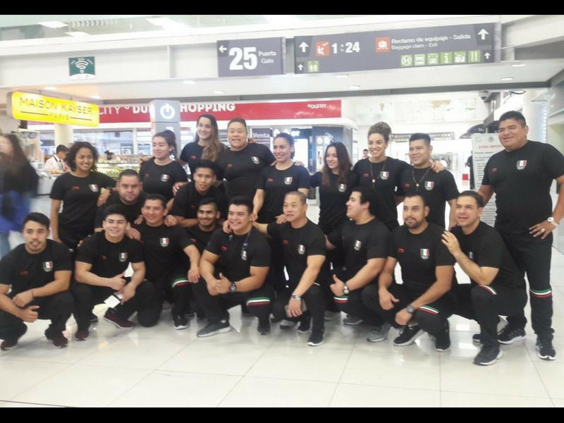 México entre las delegaciones más numerosas en Barranquilla