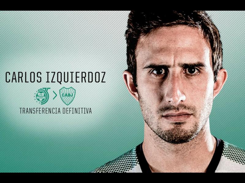 Oficial: Carlos Izquierdoz es nuevo jugador de Boca