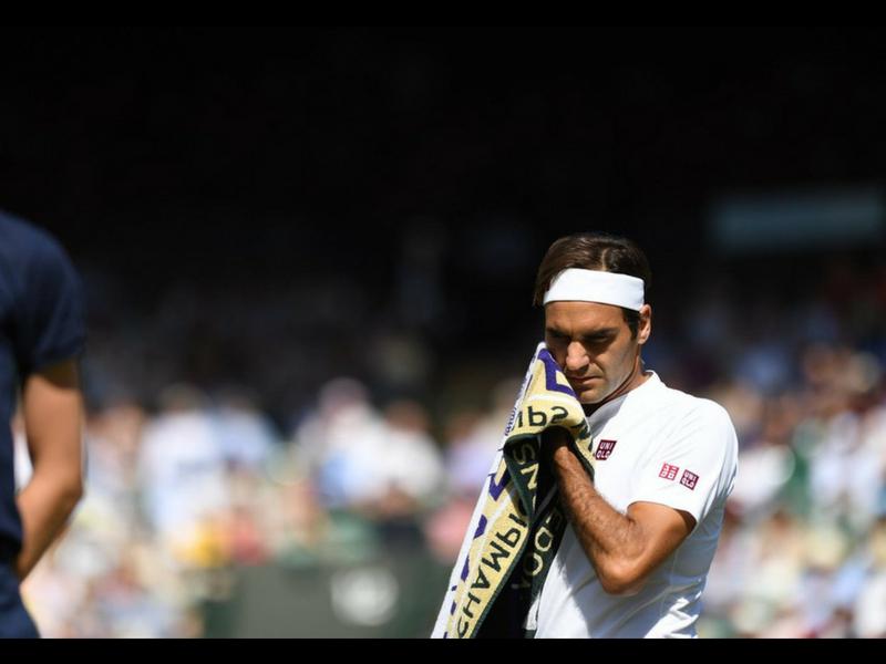 Se va el favorito; Federer cae en cuartos