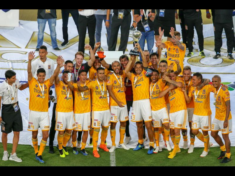 Tricampeonato para Tigres; golean a Santos