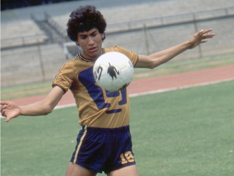 Fallece ex-seleccionado nacional y jugador de Pumas, Rafael Amador
