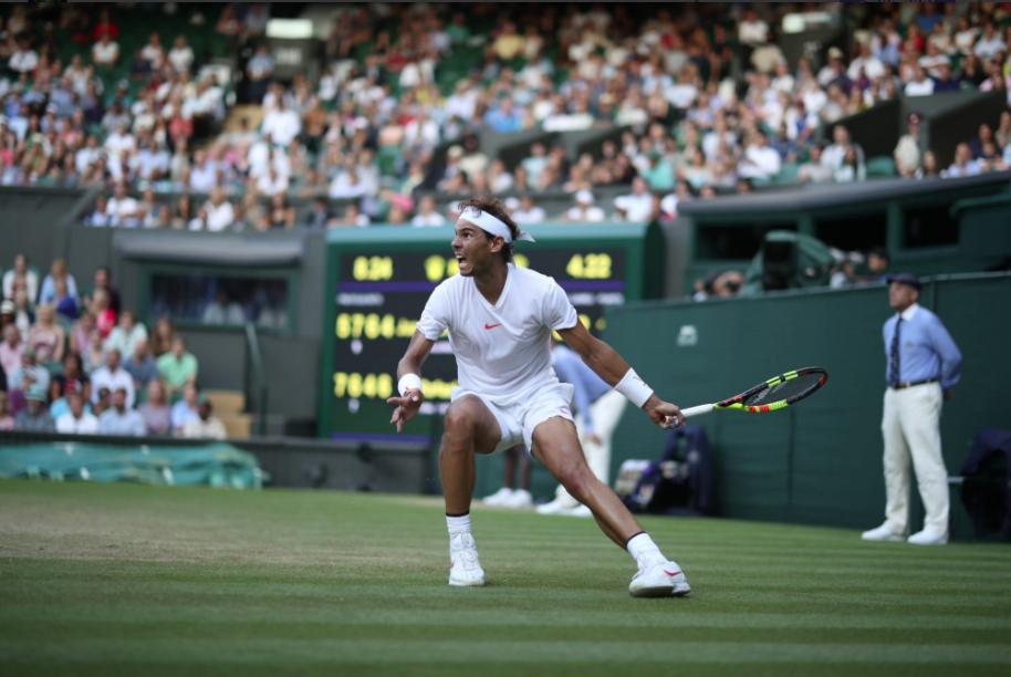 Rafael Nadal avanza a semifinales, enfrentará a Novak Đoković
