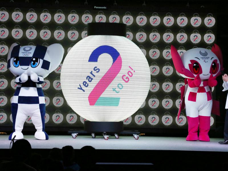 Tokio 2020 inicia la cuenta regresiva